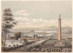 Smollett Monument (1774) in Renton