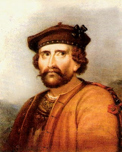 Portrait of Rob Roy