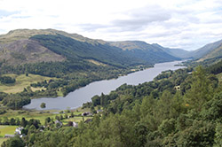 Loch Voil and the Braes of Balquhidder