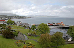 Dunoon, Gateway to Cowal